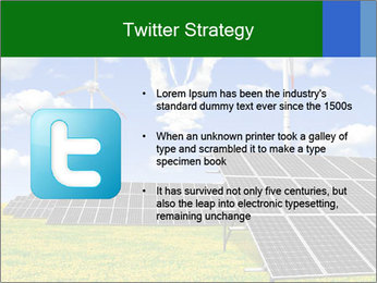 Solar Pannel Concept PowerPoint Template - Slide 9