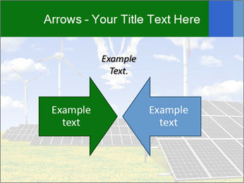 Solar Pannel Concept PowerPoint Template - Slide 90