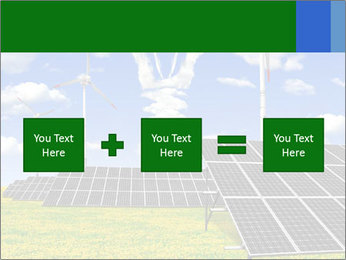 Solar Pannel Concept PowerPoint Template - Slide 95