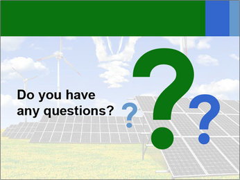 Solar Pannel Concept PowerPoint Templates - Slide 96