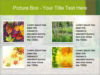 Empty Part PowerPoint Template - Slide 14