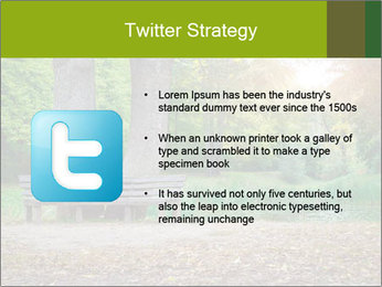Empty Part PowerPoint Template - Slide 9