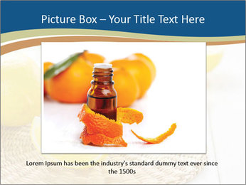 Lemon Essential Oil PowerPoint Template - Slide 15