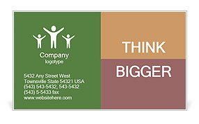 0000090427 Business Card Template