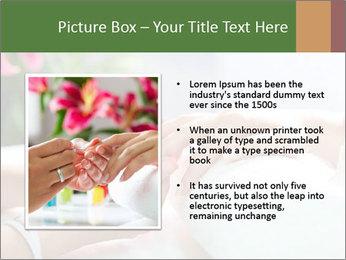 Luxury Manicure Salon PowerPoint Templates - Slide 13