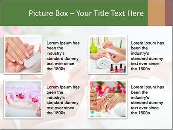 Luxury Manicure Salon PowerPoint Templates - Slide 14
