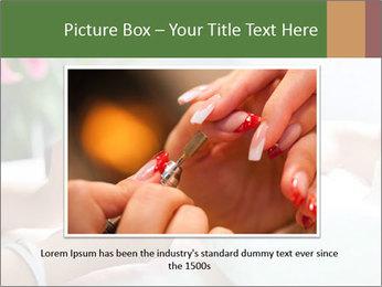 Luxury Manicure Salon PowerPoint Templates - Slide 16