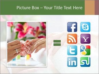Luxury Manicure Salon PowerPoint Templates - Slide 21