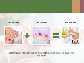 Luxury Manicure Salon PowerPoint Templates - Slide 22