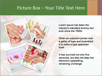 Luxury Manicure Salon PowerPoint Templates - Slide 23