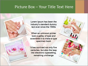 Luxury Manicure Salon PowerPoint Templates - Slide 24