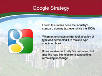 City And Forest PowerPoint Template - Slide 10