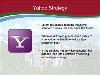 City And Forest PowerPoint Template - Slide 11
