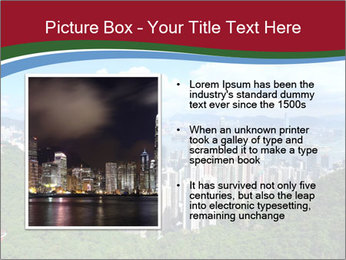 City And Forest PowerPoint Template - Slide 13