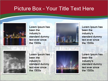 City And Forest PowerPoint Template - Slide 14