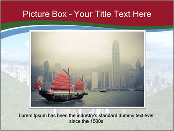 City And Forest PowerPoint Template - Slide 16