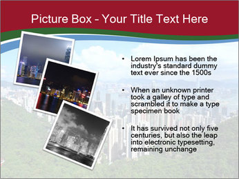 City And Forest PowerPoint Template - Slide 17