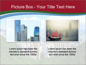 City And Forest PowerPoint Template - Slide 18