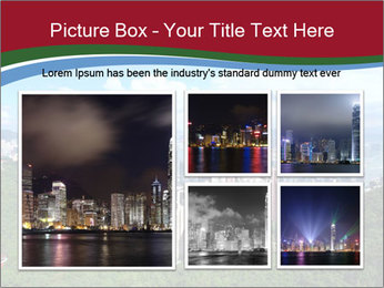 City And Forest PowerPoint Template - Slide 19