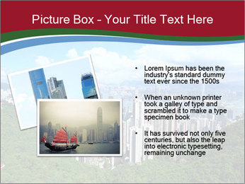 City And Forest PowerPoint Template - Slide 20