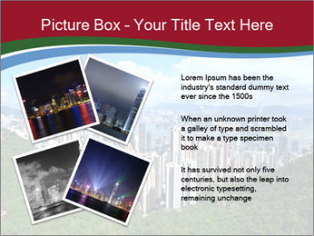 City And Forest PowerPoint Template - Slide 23