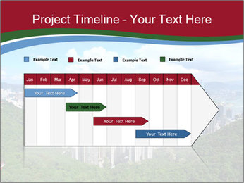 City And Forest PowerPoint Template - Slide 25