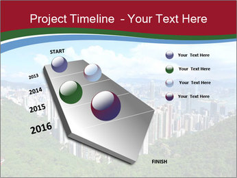 City And Forest PowerPoint Template - Slide 26
