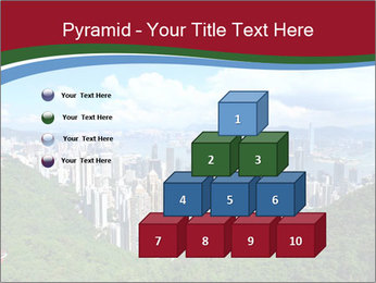 City And Forest PowerPoint Template - Slide 31