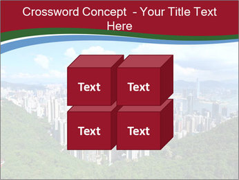City And Forest PowerPoint Template - Slide 39