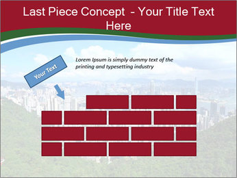 City And Forest PowerPoint Template - Slide 46