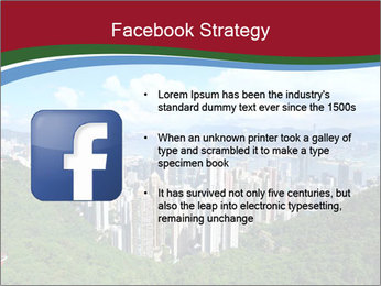 City And Forest PowerPoint Template - Slide 6