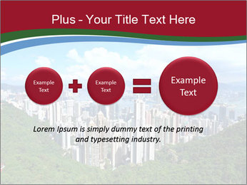 City And Forest PowerPoint Template - Slide 75