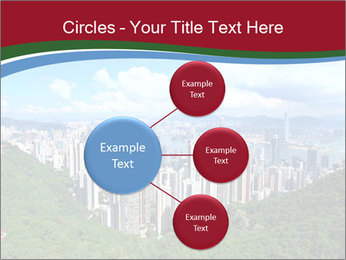 City And Forest PowerPoint Template - Slide 79