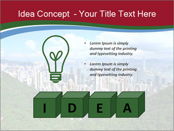 City And Forest PowerPoint Template - Slide 80
