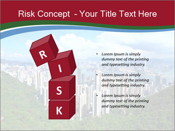 City And Forest PowerPoint Template - Slide 81