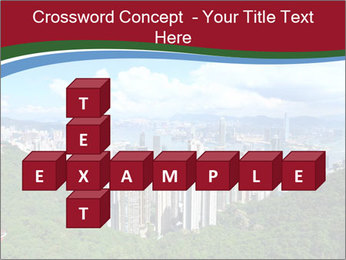 City And Forest PowerPoint Template - Slide 82