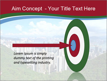 City And Forest PowerPoint Template - Slide 83