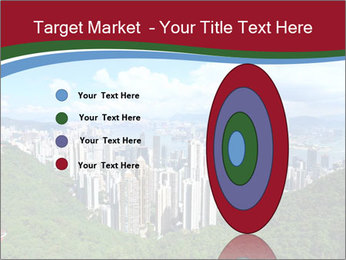 City And Forest PowerPoint Template - Slide 84