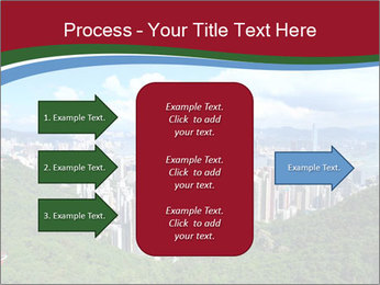 City And Forest PowerPoint Template - Slide 85