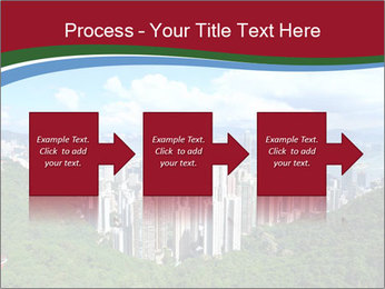 City And Forest PowerPoint Template - Slide 88