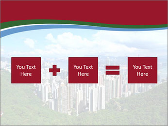 City And Forest PowerPoint Template - Slide 95