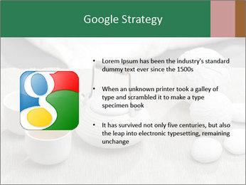 White Ceramic Tea Set PowerPoint Template - Slide 10