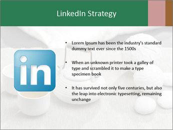 White Ceramic Tea Set PowerPoint Template - Slide 12