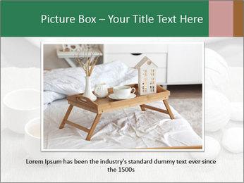 White Ceramic Tea Set PowerPoint Template - Slide 16