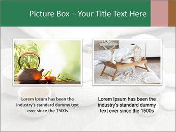 White Ceramic Tea Set PowerPoint Template - Slide 18
