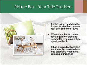 White Ceramic Tea Set PowerPoint Template - Slide 20
