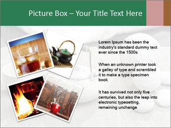 White Ceramic Tea Set PowerPoint Template - Slide 23