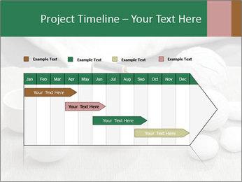 White Ceramic Tea Set PowerPoint Template - Slide 25
