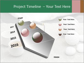 White Ceramic Tea Set PowerPoint Template - Slide 26