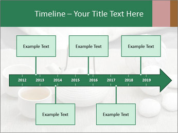 White Ceramic Tea Set PowerPoint Template - Slide 28